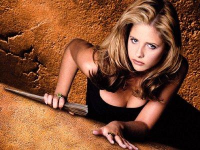 Buffy et M. Pointu