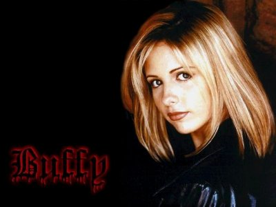 Haaaaa...  Le regard de Buffy...