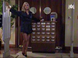Les jolies jambes de Buffy...
