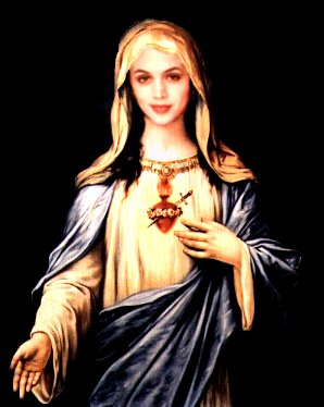 La vierge Faith...